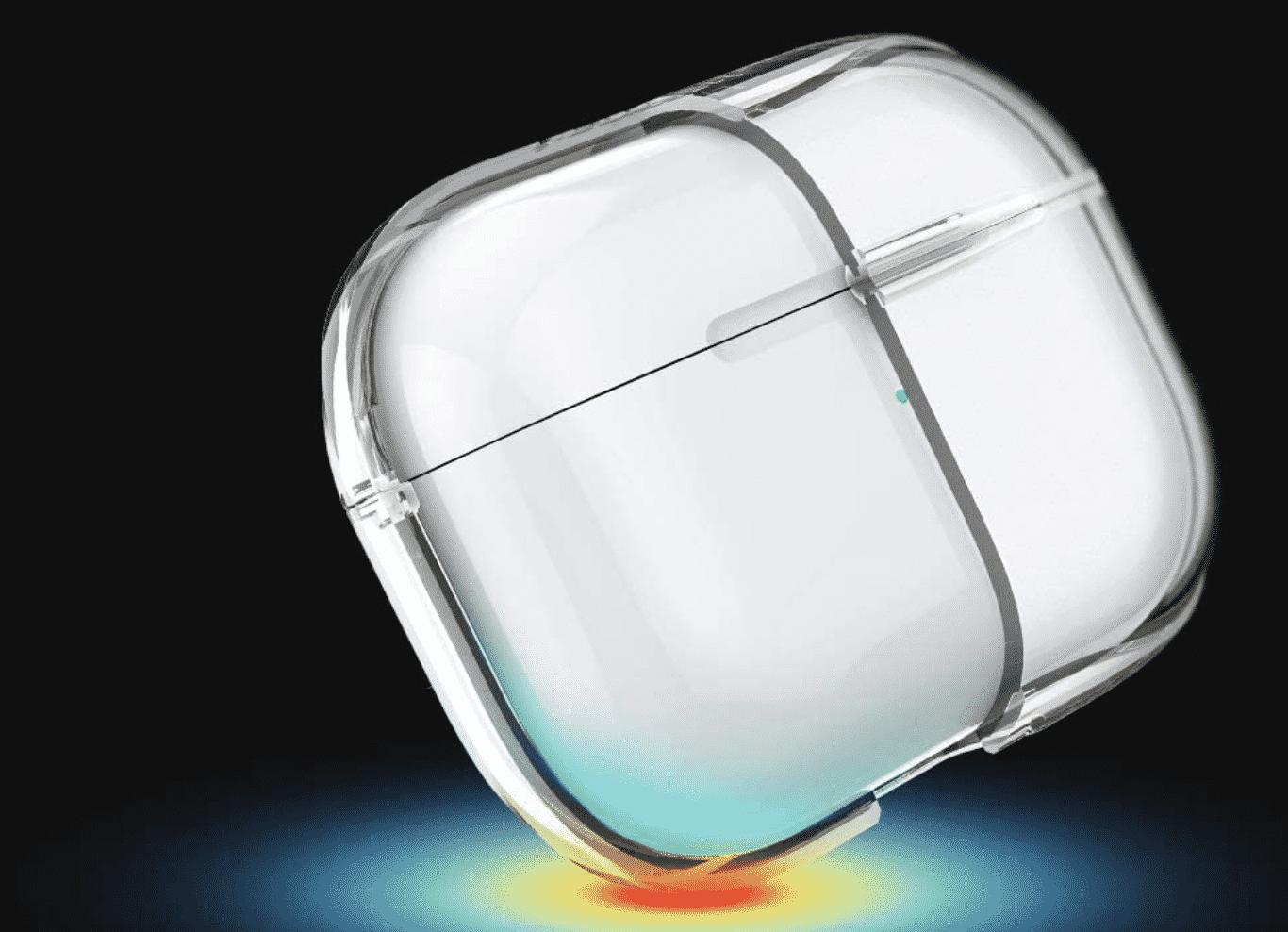 Spigen's AirPods Pro Clear Cases