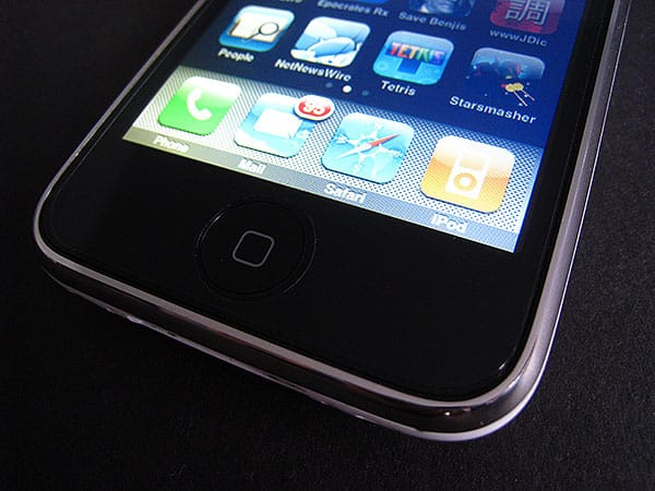 Review: Power Support Anti-Glare and Crystal Film Sets for iPhone 3G