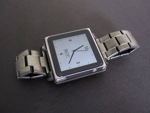 Review: Hex Vision Leather and Vision Metal Watch Band for iPod nano 6G