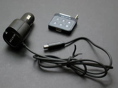 Review: Belkin TuneFM for iPod nano