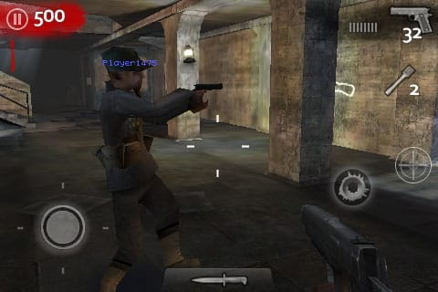 iPhone Gems: Call of Duty, CrossFingers, Ghosts'n Goblins, Monopoly, Star Wars Trench Run