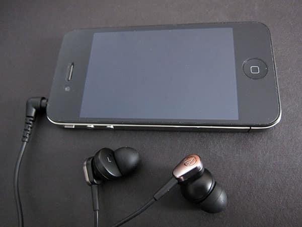 Review: Audio-Technica ATH-ANC23 QuietPoint Active Noise-Cancelling Headphones