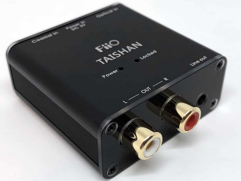 Review: Fiio D03K Taishan Digital to Analog Converter