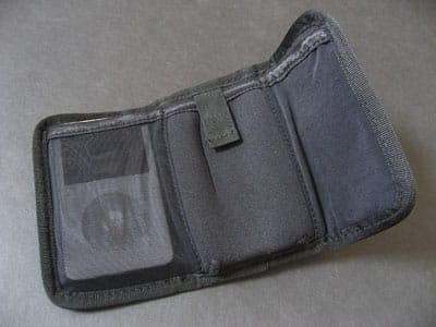 Review: Griffin Technology California Roll Elegant Roll-Up Carrying Case for iPods