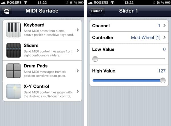 Review: Line 6 MIDI Mobilizer for iPhone + iPod touch