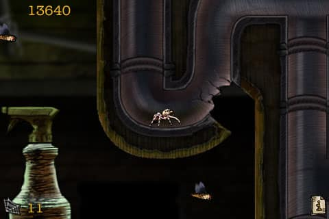 iPhone Gems: Orbital, Snood, Spider: The Secret of Bryce Manor + Synth Racing