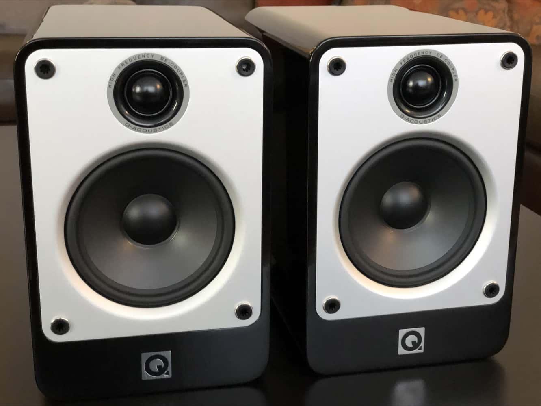 Review: Q Acoustics Concept 20 Bookshelf Speakers