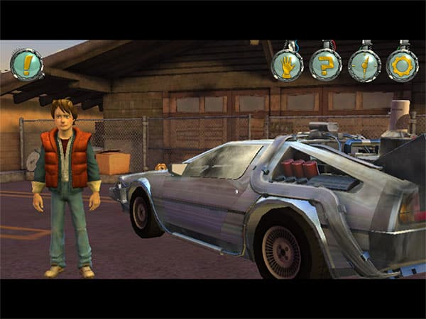 Review: Telltale Games Back to the Future Ep 1 HD