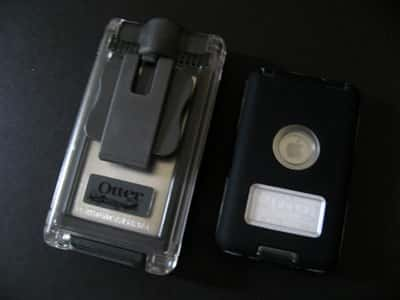 Review: Otter Products Armor and Defender Cases for iPod classic