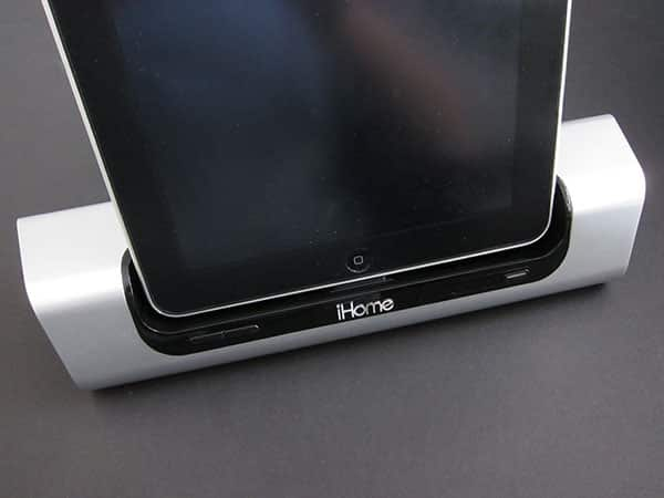 Review: iHome iD9 Portable Rechargeable Speaker for iPad/iPhone/iPod