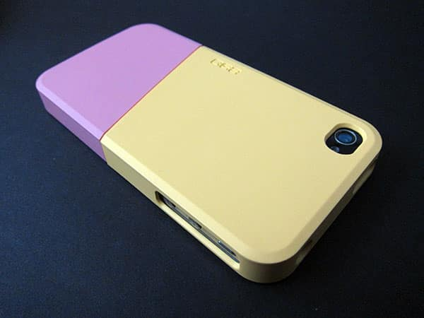 First Look: Ego & Company Slide Case for iPhone 4