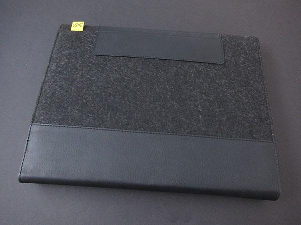 First Look: Bluetrek LostDog Genuine Leather Pouch for iPad