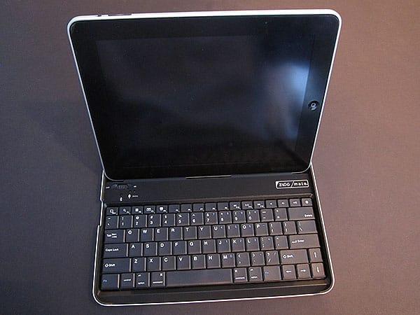 Review: Zagg Zaggmate with Keyboard