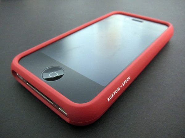First Look: Speck x Burton Fitted Cases for iPhone 4 and iPad