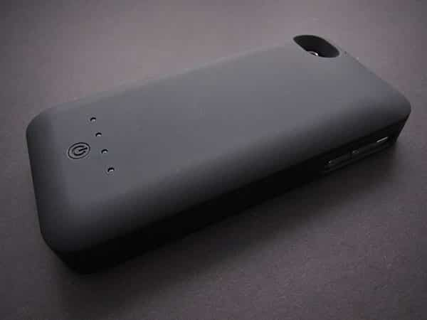 First Look: Essential TPE Verbin Power Case With Dock for iPhone 4