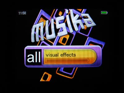 Review: Sony BMG Musika – Interactive Visualizer