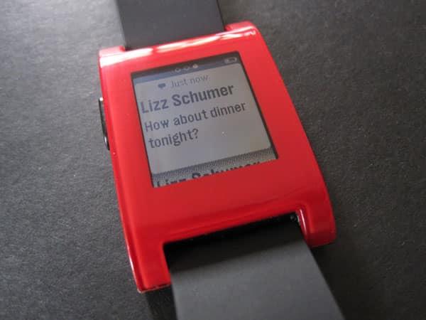 Review: Pebble Technology Pebble Smart Watch