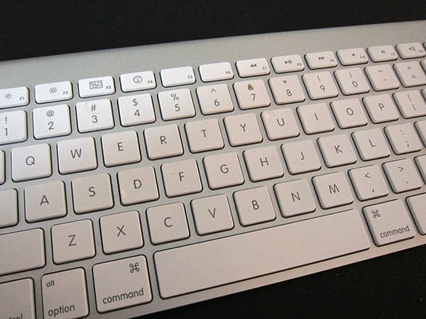 Review: Apple Wireless Keyboard