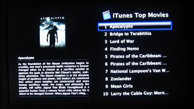 The Complete Guide to Apple TV 1.1 Software and YouTube