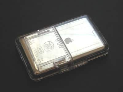 Review: DLO VideoShell Crystal Clear Protection for 5G Video iPod