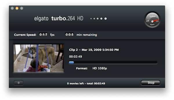 Review: Elgato Systems Turbo.264 HD H.264 Encoder/Accelerator