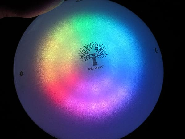 Yantouch's Magical And Revolutionary… Lamp: The Gesture-Controlled JellyWash+
