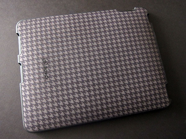 First Look: Speck Fitted Case for iPad