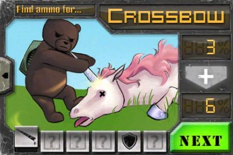 iPhone Gems: Boggle, Breakspin + Battle Bears