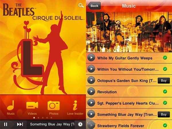 iPhone Gems: The Beatles LOVE, Metal Slug Touch + Volcano Escape