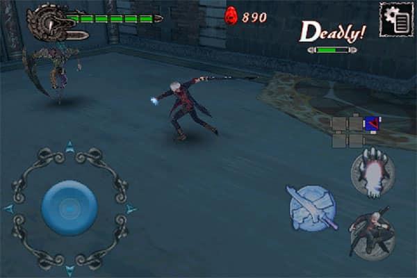 Review: Capcom Devil May Cry 4 Refrain