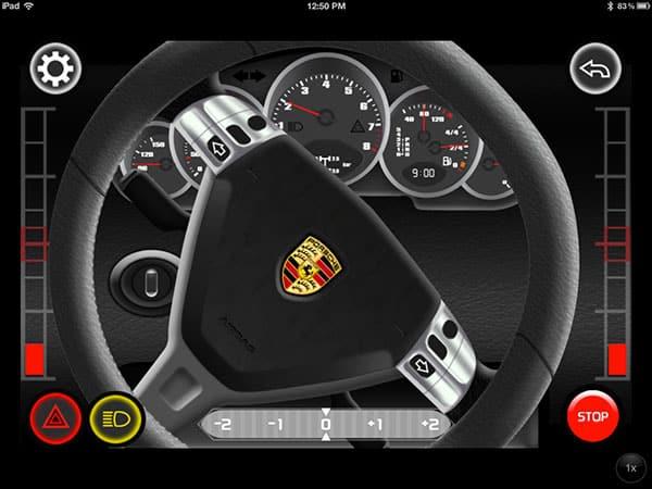 Review: Silverlit Porsche 911 Carrera Interactive Bluetooth R/C