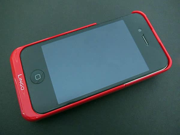 First Look: Lingo iRis Battery Pack + FM/DAB Receiver for iPhone 4
