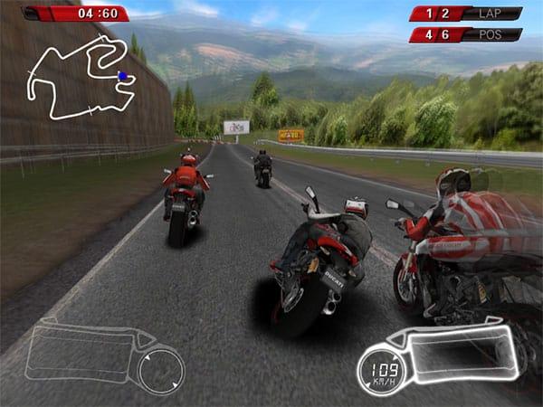 iPhone + iPad Gems: Deathsmiles, Ducati Challenge HD, Sonic & Sega Racing + Street Fighter IV Volt