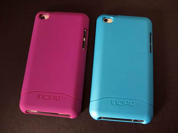First Look: Incipio Dotties + EDGE for iPod touch 4G