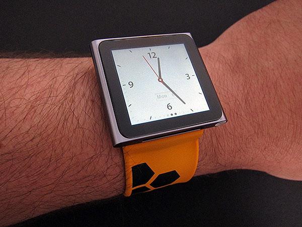Review: Ozaki iCoat Watch for iPod nano 6G