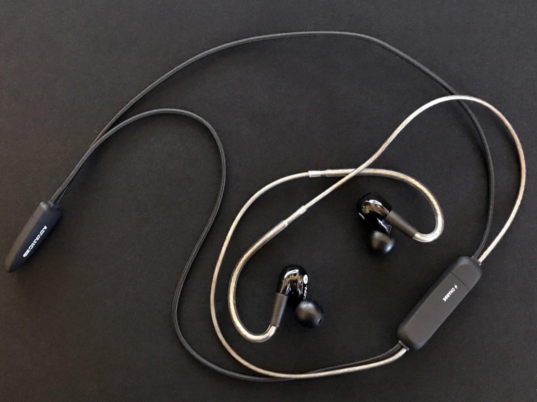 Review: Advanced Model 3 In-Ear Headphones