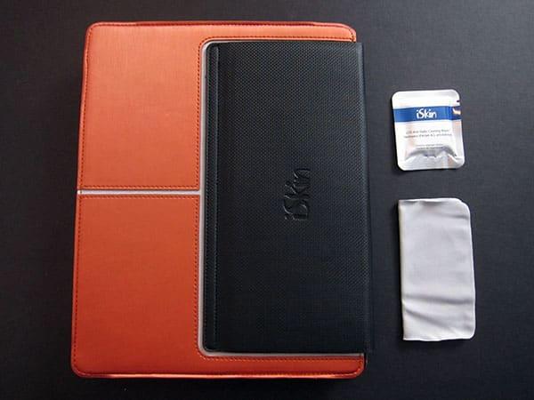 First Look: iSkin Aura Deluxe Folio for iPad