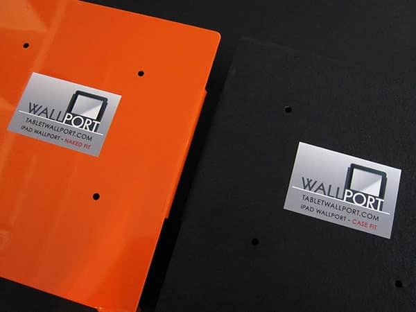 Preview: Shek Designs iPad Wallport
