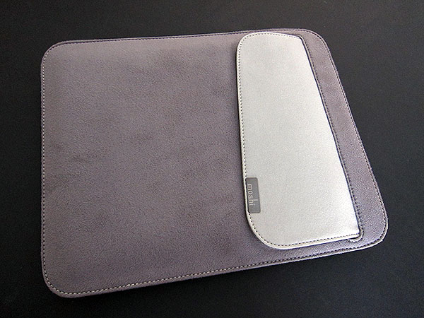 First Look: Moshi Muse Slim-Fit Sleeve for iPad