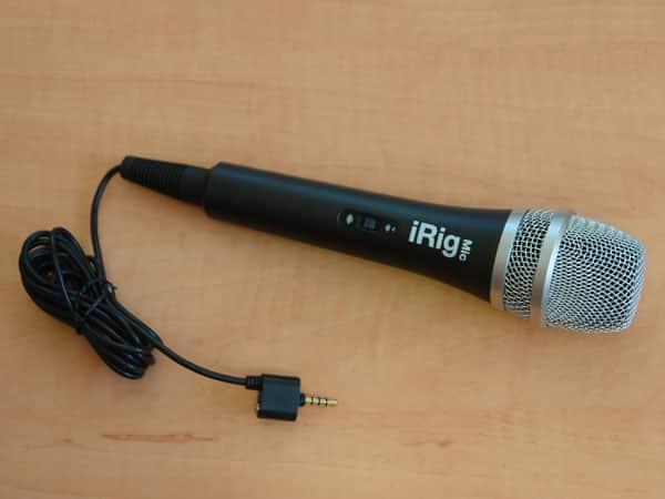 Review: IK Multimedia iRig Mic + VocaLive