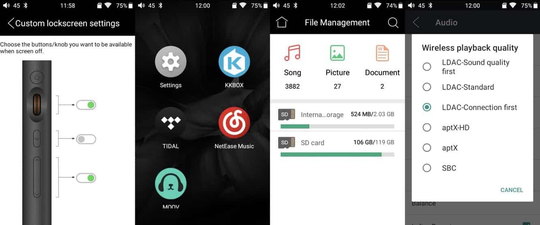 Review: Fiio M9 Portable High-Resolution Audio Player