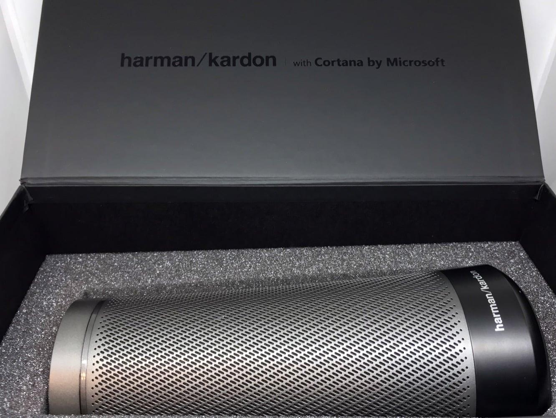 Review: Harman-Kardon Invoke Voice Activated Speaker with Cortana