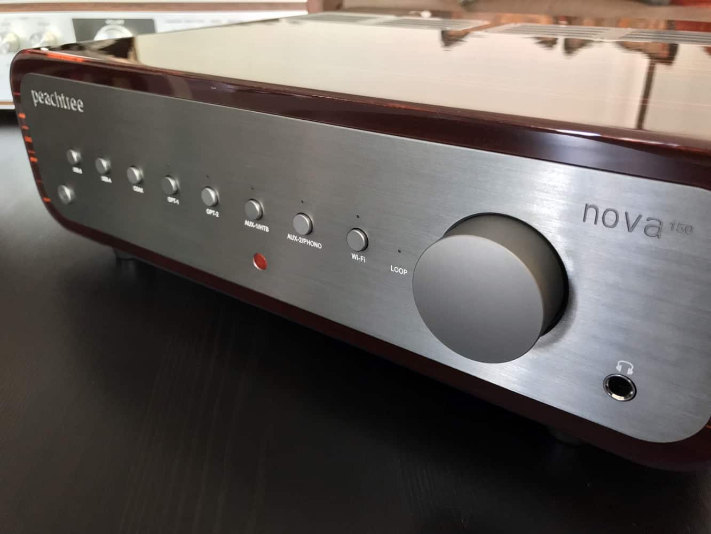 Review: Peachtree Nova150 Hi-Fi Amplifier