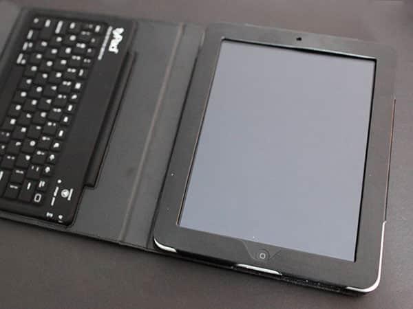 Review: Accessory Workshop tyPad Gen II Case + Wireless Keyboard for iPad