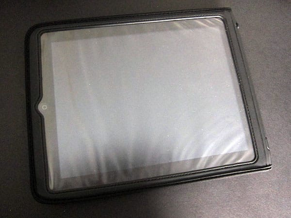 First Look: XtremeMac Play-Through Sleeve for iPad
