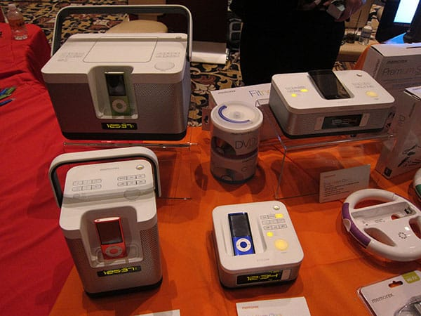 CES 2010: iHome and Digital Experience