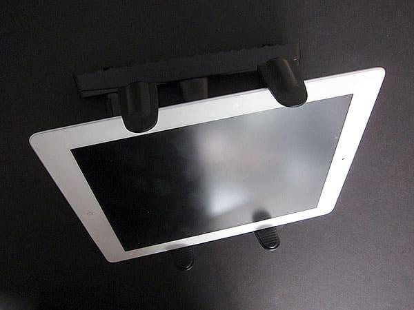 First Look: Arkon Universal Tablet Headrest Mount + Windshield Tablet Mount
