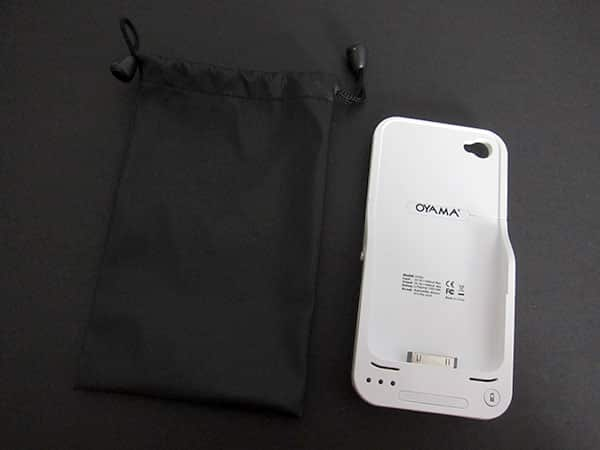 First Look: Oyama OY450 Protect, Power + Sync for iPhone 4