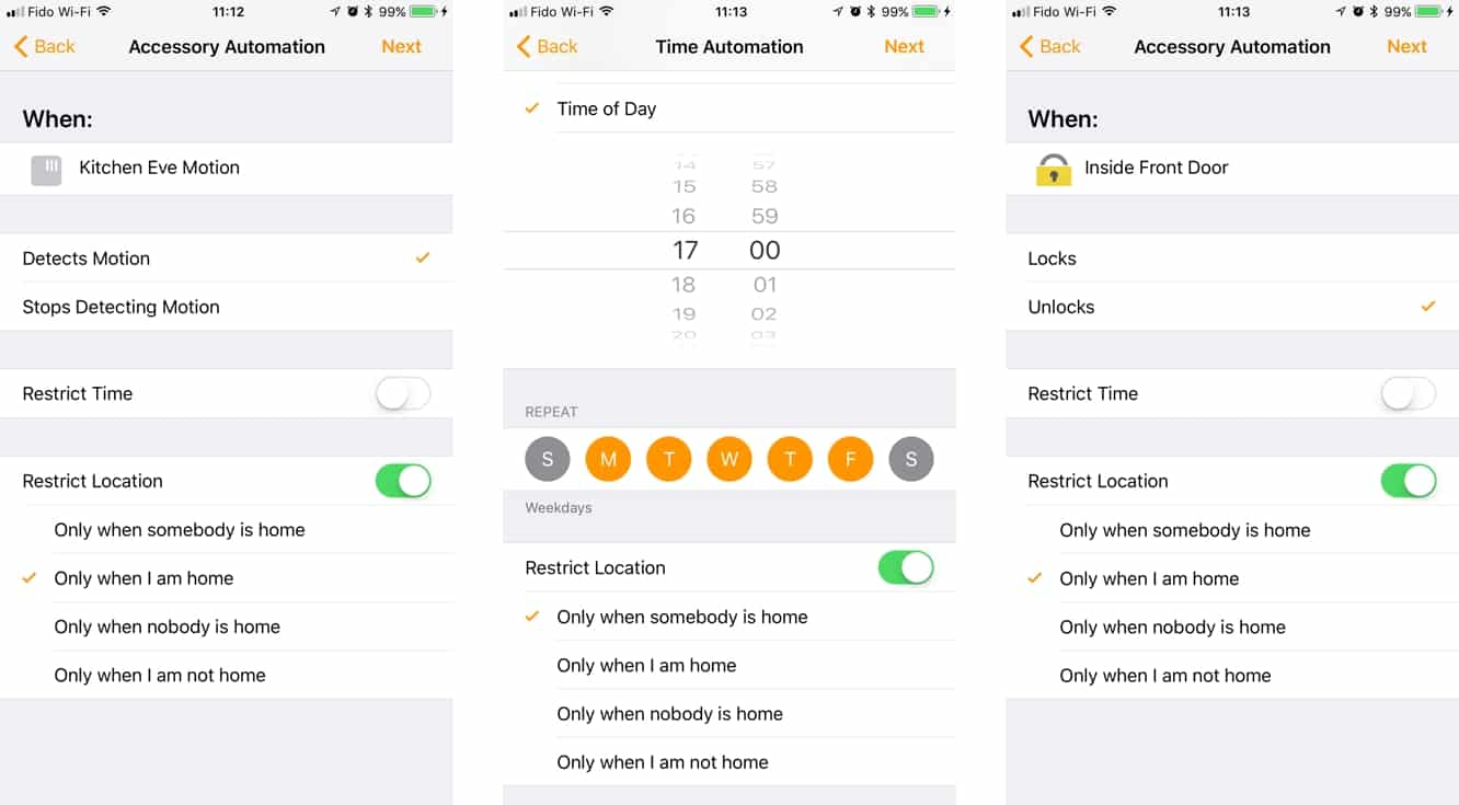 Inside the betas: iOS 11 HomeKit adds timers, multi-person occupancy support