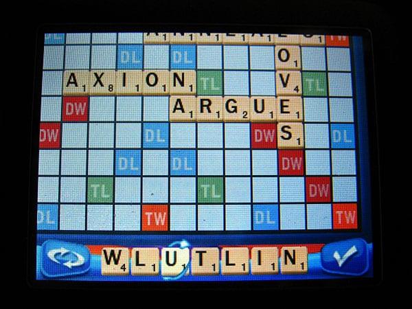 Review: Electronic Arts Scrabble